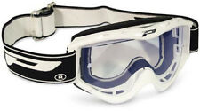ProGrip 3101 Kids Youth White Motocross Off Road Riding Motorcycle Helmet Goggle