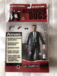 Mezco Mr Blonde Reservoir of dogs action figure