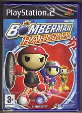 PS2 Bomberman Hardball (2005), UK Pal, Brand New & Sony Factory Sealed