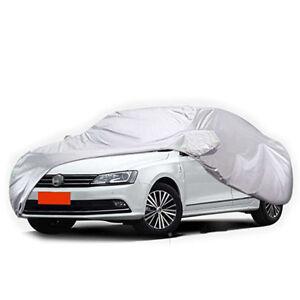 Shield Car Covers for Sedan Sunshade Anti-UV Waterproof Universal All Season M