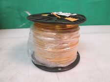 500ft Yellow 14 AWG Solid Tracer Wire Direct Burial 30 Mil PE Gas Line Below