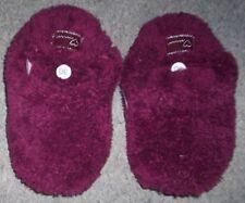 Chaussons filles pantoufle violet taille 30