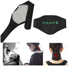 Tourmaline Neck Support, Self Heating, Magnetic Therapy, UK Seller, BNWT