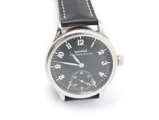 Eberhard & Co. Style militare, Orologio da polso uomo, MONTRE, mano ascensore, wristwatch, Hau