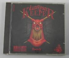 Mazmorra Keeper 1 I de Bullfrog PC kultgame Deutsch * Enfádate *