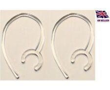 2 X Ricambio EARHOOK Ear Hook Loop Clip Clip per auricolare Bluetooth