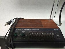 Vintage Realistic Pro-55 UVHF Patrolman Scanning Receiver, Powers On