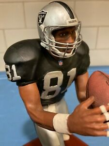 Danbury Mint  -  Oakland Raiders Tim Brown
