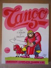 TANGO Raccolta Fumetti Completa dei numeri da 1 a 10 ed. UNITA'   [G752]