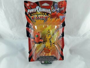 Power Rangers Jungle Fury Cheetah Ranger Figure