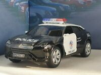 LAMBORGHINI URUS POLICE CAR 1.38 DIECAST MODEL PERSONALISED PLATES NEW BOYS TOYS
