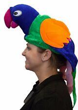 29 Inch Novelty Carnival Style Felt Parrot Hat