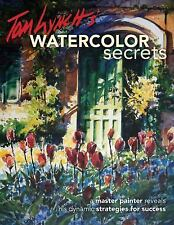 Tom Lynch's Watercolor Secrets: A Master Painter Reveals His Dynamic Strategies