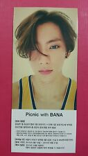 B1A4 GONGCHAN Official Photocard Ver. B Sweet Girl Mini Album Photo Card