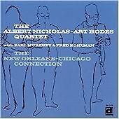 Albert Nicholas - New Orleans-Chicago Connection (1997)