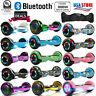 "6.5"" Bluetooth Hoverboard Self Balance Electric Scooter UL Bag LED Black Friday"