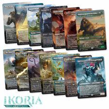 Magic the Gathering Ikoria Reich der Behemoths Box-Topper - Foil Holo Cards DE