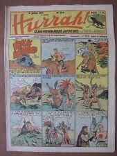 HURRAH !  avant-guerre  n° 294