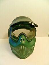 V Force Green Paintball Mask Adjustable