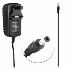 12V Mains Charger Power Supply Lead for Creative Inspire 5.1 5300 Speaker Set