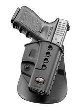 Fobus GL-2 ND Gürtel Holster Glock 17,19,22,23,31,32,34,35,41,44,45 Walther