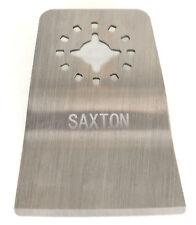 3x Saxton LAME 50mm SCRAPERS PER FEIN Multimaster, Bosch Multitool