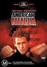 American Ninja (DVD, 2004)