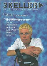 3 Keller # 38 1998 Gay homosexualité LGBT Mai 68 Lesbienne Damoisy MLF FHAR