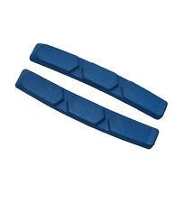 Fibrax XT XTR 70-72 mm V Pastiglie Freno inserimenti di blocchi-Shimano Tektro Sram 2 PAIA