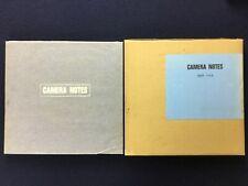 KENICHI MONIWA Camera Notes 1983 Japanese Photobook