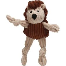 "HUGGLEHOUNDS WEE 6"" HEDGEHOG CORDUROY KNOTTIES PLUSH DOG TOY. TO USA"