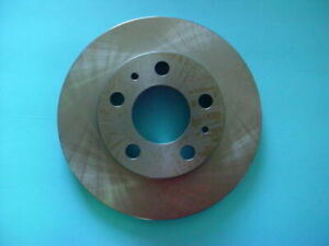 Front Brake Rotor Fits Volvo 240 244 & 245 New  080-1933