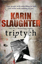 Triptych  by Karin Slaughter, Book, New (Paperback)