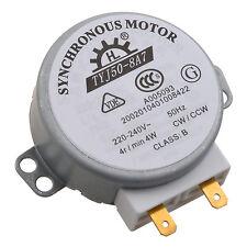 Forno a minionde Giradischi motore sincrono 4W AC 220-240V 4 RPM CW / CCW N4L2