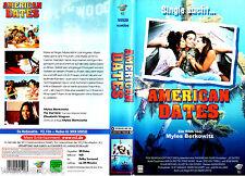 VHS -- American DATES ( 20 Dates ) -- (1998) Myles Berkowitz - Elisabeth Wagner
