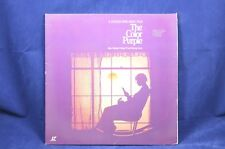 The Color Purple - Laser Disc
