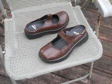 DANSKO made in Brazil Leather Shoes/Open Back Clogs 7/37