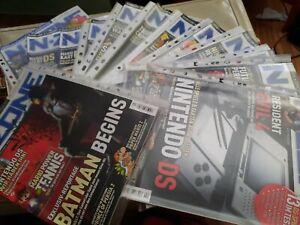 N-Zone Videospiele Zeitschrift/Jahrgang 2005  komplett 12 Ausgaben