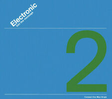 ELECTRONIC - Get The Message - 5 Trk CD - New Sealed - Pet Shop Boys - New Order