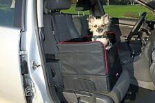 Autositz für Hunde 45x38x37cm schwarz