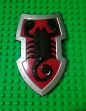 Lego Large Scorpion Insignia Frame for Castle Knights Kindom - 1 piece