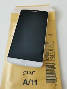 LG G3 D855 - 16GB - White (Unlocked) Smartphone