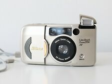 Nikon Lite Touch Zoom 70W AF 35mm Compact Film Camera (with Original Strap)