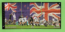 1995 NEW ZEALAND   RUGBY UNION CARDS  #52, 53 & 54, ENGLAND   V ALL BLACKS