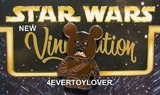 Disney Pin Vinylmation STAR WARS CHEWBACCA   PINS 77551 AUTHENTIC
