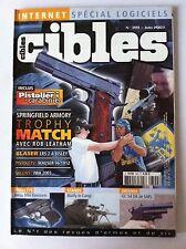 CIBLES n°399 du 06/2003; Spécial sites logiciels/ GC 54 DA de SAPL/ Bersa mini