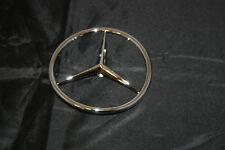 Ori MERCEDES BENZ emblema Stella per POSTERIORE POSTERIORE COPERCHIO W 107 r107 SL SLC Oldtimer