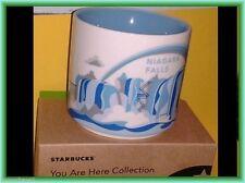 Starbucks Niagara Falls Newyork Global Icon Collector Series Coffee Tea Mug Cup