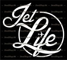 Jet Life - Chiller - Car/SUV/Truck Vinyl Die-Cut Peel N' Stick Decal/Sticker