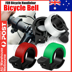 Bicycle Bell Aluminum Alloy Bike Bell Handlebar Alarm Ring Invisible Bell
